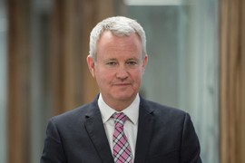 James Menzies, Chief executive officer